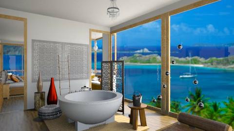 _Het_Bathroom - Bathroom  - by RedVelvet21