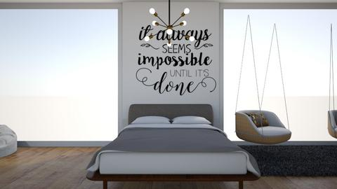 Dream Bedroom 3 - Bedroom  - by LilLil