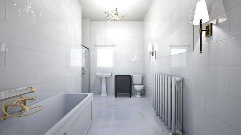 Bathroom 3 - Bathroom  - by marielou7