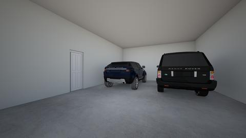 Garage Gym - by rogue_f0ea0eb43c0b3523523cf9ecd4463