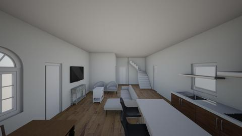 house N - Kitchen - by Niva T