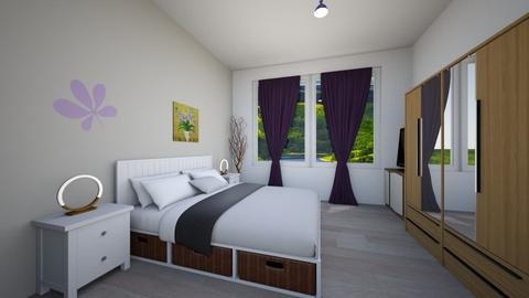 CP - Classic - Bedroom  - by Twerka