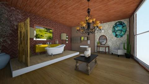 pruev  - Bathroom - by Almadeflores