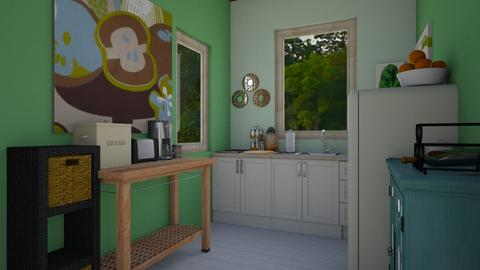 Tiny Love - Kitchen - by Jobunches