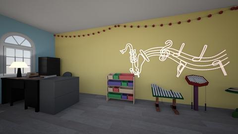 Preschool1 - by Janet Contreras