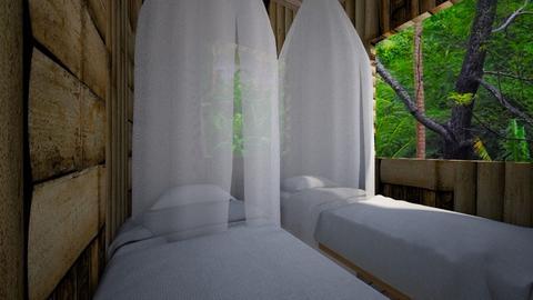 Kubo - Bedroom  - by SammyJPili
