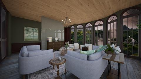 lidias living room - Living room  - by Keilla