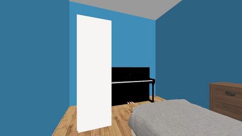 my bedroom - Classic - Bedroom  - by Rayshen1101