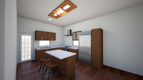 muebles cocina - Modern - Kitchen  - by bagz