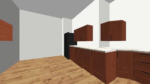 kitchen - by annapedretti