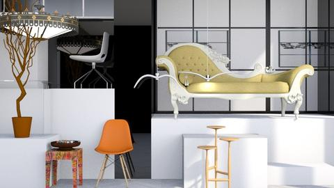 Odd - Eclectic - Living room  - by Gurns