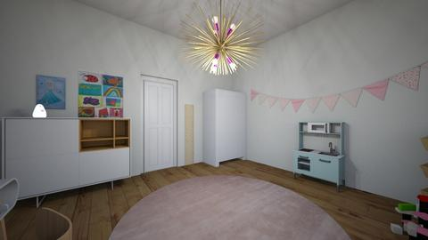 ghj - Kids room  - by lalalandan
