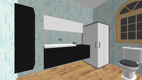 Big Bathroom - Bathroom  - by ibrahimnajjar3030