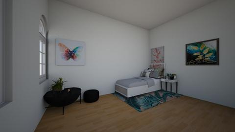 dior room - Modern - Bedroom  - by authentic