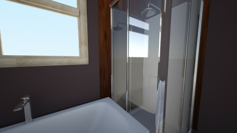 person view - Country - Bathroom  - by BlacBree