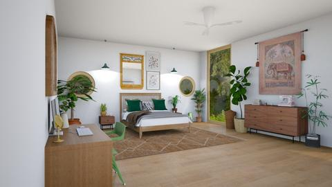 plant aesthetic room - Vintage - by jeanmalia