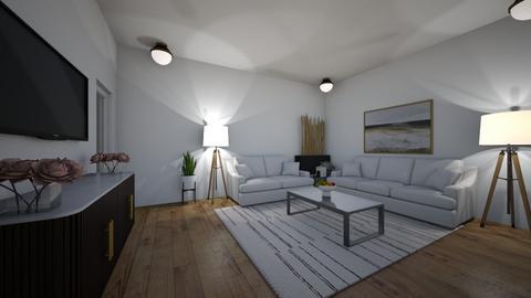 Hermosa sala - Living room  - by ataulfa100