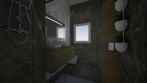 bano eskalantegui 2 - Bathroom - by martaglop