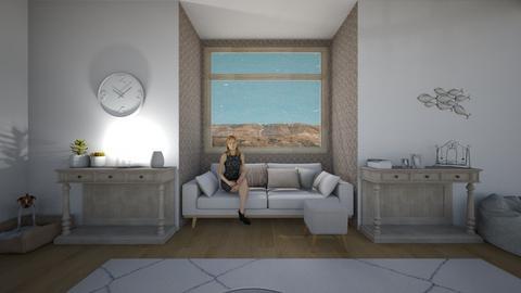 Social living room - Modern - Living room - by Loopsyloo