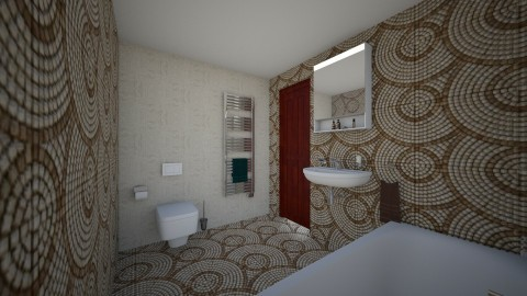 kids bath - Eclectic - Bathroom  - by lilyasultan