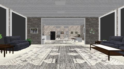 brick home - by jaclynjhodson