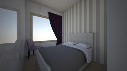 badroom - Minimal - Bedroom  - by uyetwu