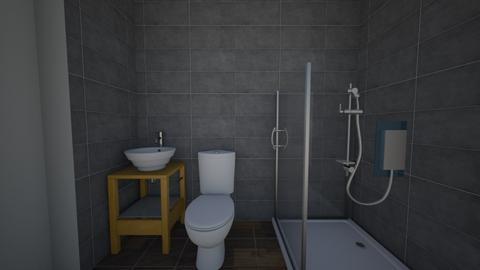 bathroom - Bathroom  - by Raul Cabrera