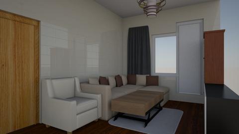 mieszkanie - by mczerska
