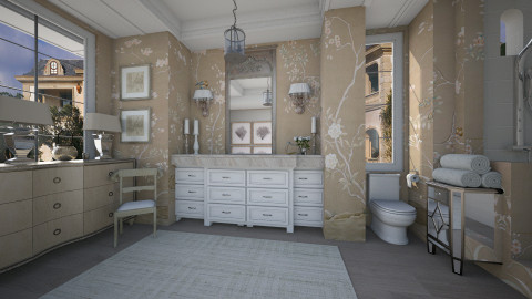 Traditional Bath - Classic - Bathroom  - by Baustin