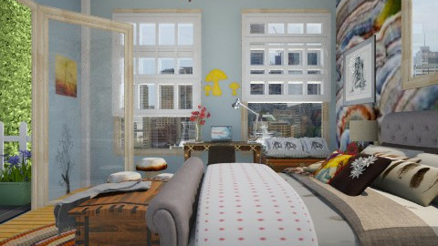 Shur room - Kids room  - by kyarbrough5t