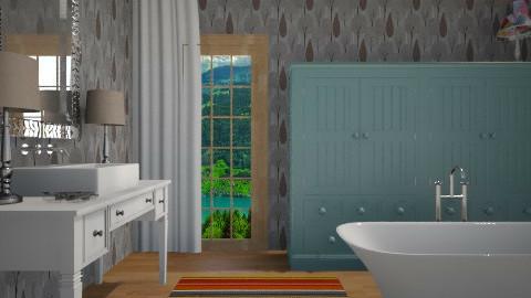 Rosita Bathroom - Modern - Bathroom  - by 3rdfloor
