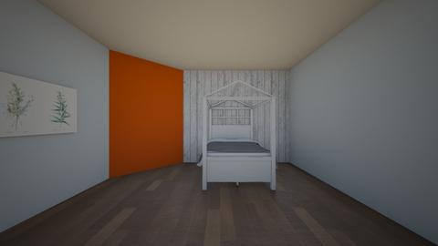 0012 - Bedroom  - by tete_architect