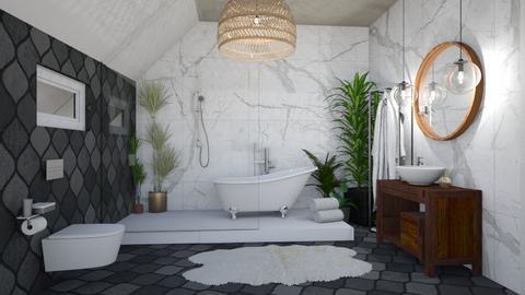 Etaj dormitor fara lemn - by DianaCarla