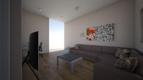home 3 - Living room - by cherish787