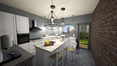 kitchen - Kitchen  - by Shuu Dark