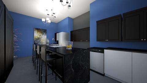 Timothy Green Kitchen 3A - Kitchen  - by shayden