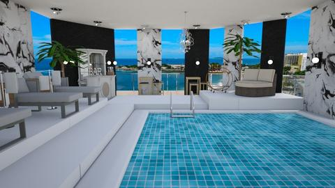Hotel Pool Template - by lusfale