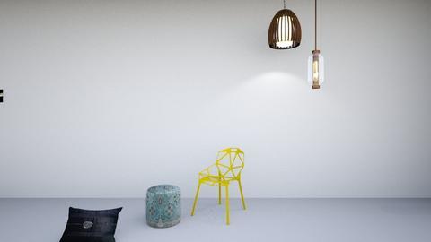 uitgiu - Living room  - by annagracheva