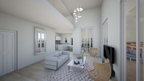 nono sol 3  - Modern - Living room - by gloria marietti