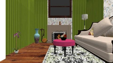 Just a Peek - Classic - Bedroom  - by decordiva1