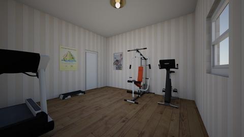 ali - Living room - by avladova