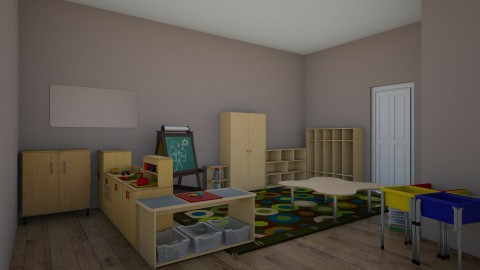 small daycare - by Jessica Baines