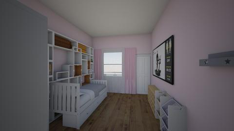 160111 - Modern - Kids room  - by d100ilova