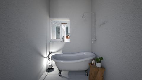 Casa217BAthroom - Eclectic - Bathroom  - by nickynunes