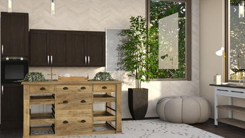 Bloom - Country - Kitchen  - by LuluDesignStyle