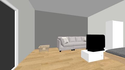 FCS Bedroom - Bedroom  - by debesamu10