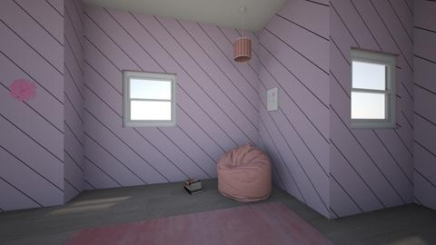 Relaxing Pink - Modern - Kids room  - by 931CHERRY