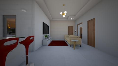 ofc2 - Living room  - by raissasevero