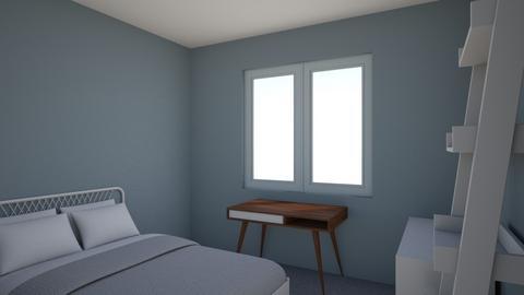 Kids room - Office  - by Carmi Bardash