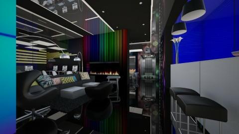 hotel reception - Modern - by Evangeline_The_Unicorn